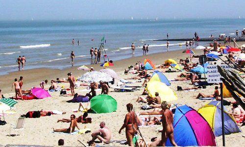 Sunshine coast nudist beach