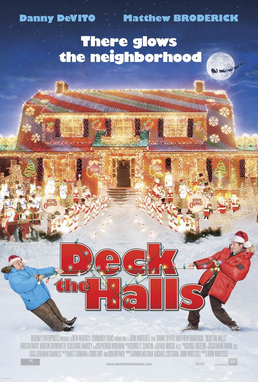 Deck the halls starring matthew broderick danny devito
