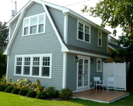 Gambrel Roof Design Ideas Pictures Remodel And Decor Gambrel Roof Gambrel Style Dutch Colonial Homes