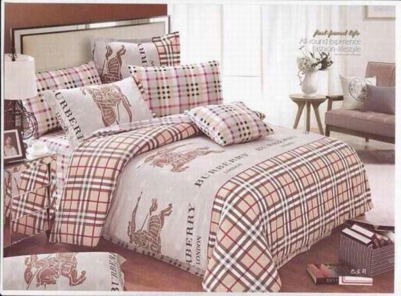 jetzt burberry london bettw sche g nstig billig gut preiswert king size seide baumwolle bed. Black Bedroom Furniture Sets. Home Design Ideas