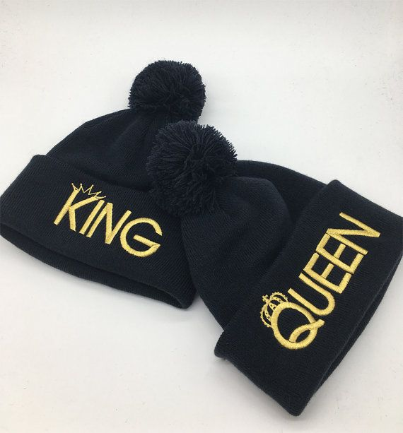 cc8a5c609fd17 King   Queen winter hats for couples