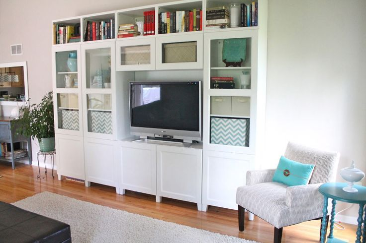 10 Interesting Ikea Besta Wall Unit Digital Picture Ideas  Built Fascinating Ikea Storage Living Room Review