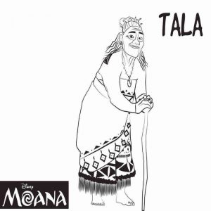 35 Printable Moana Coloring Pages Moana Coloring Pages Moana