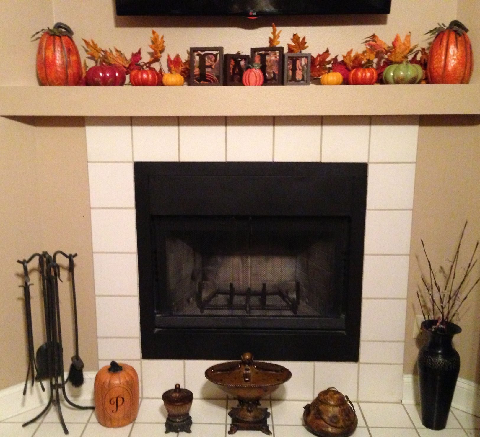 We are ready for Fall