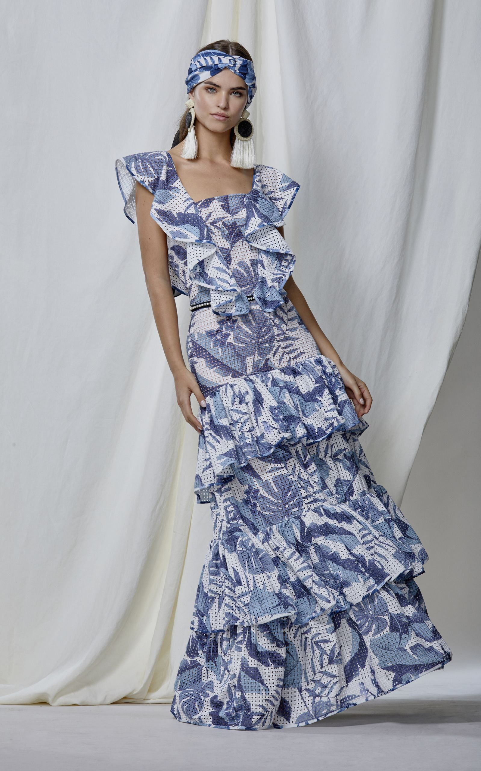 M O Exclusive Madame Royale Belted Dress by JOHANNA ORTIZ for Preorder on  Moda Operandi 487cdcc363de