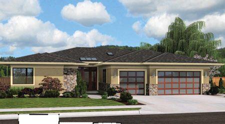 Ranch Home Designs Contemporary