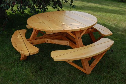 I Love This Picnic Table Log Picnic Tables Furniture