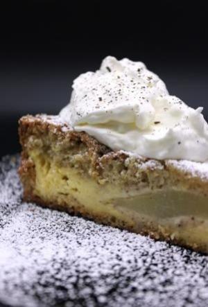 Birnenkuchen - schnell, einfach und lecker #leckerekuchen