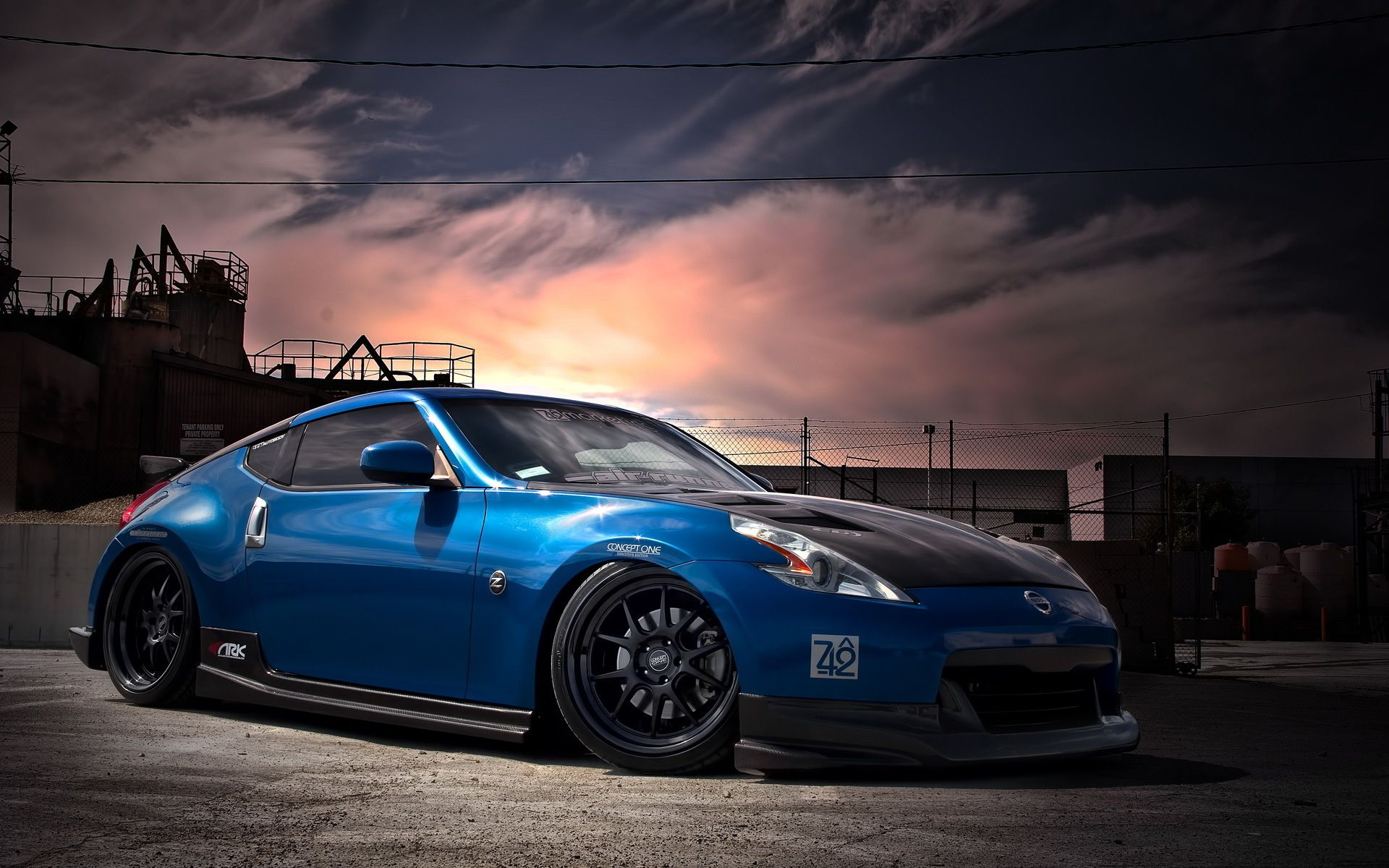 Attrayant Nissan 370Z JDM Fire Water Car 2013 « El Tony | Download  Wallpaper | Pinterest
