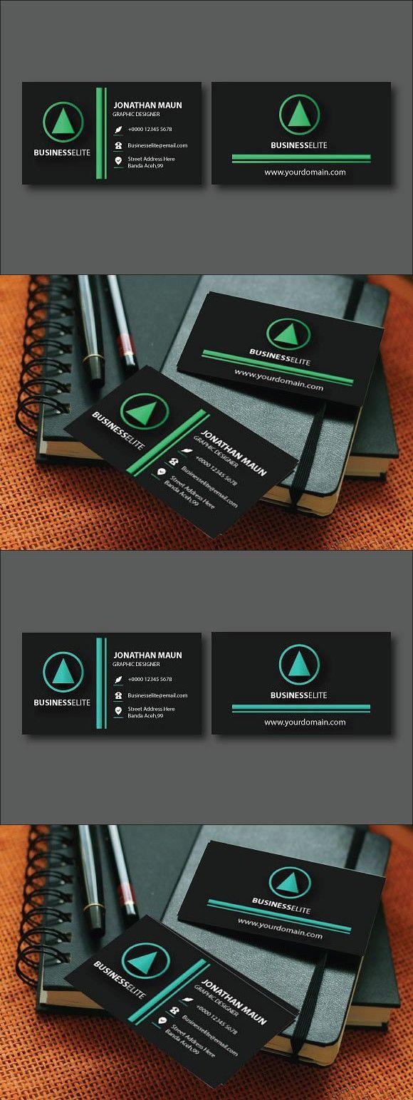 e2ccea15ae Business Elite ~ Business Card  branding  business