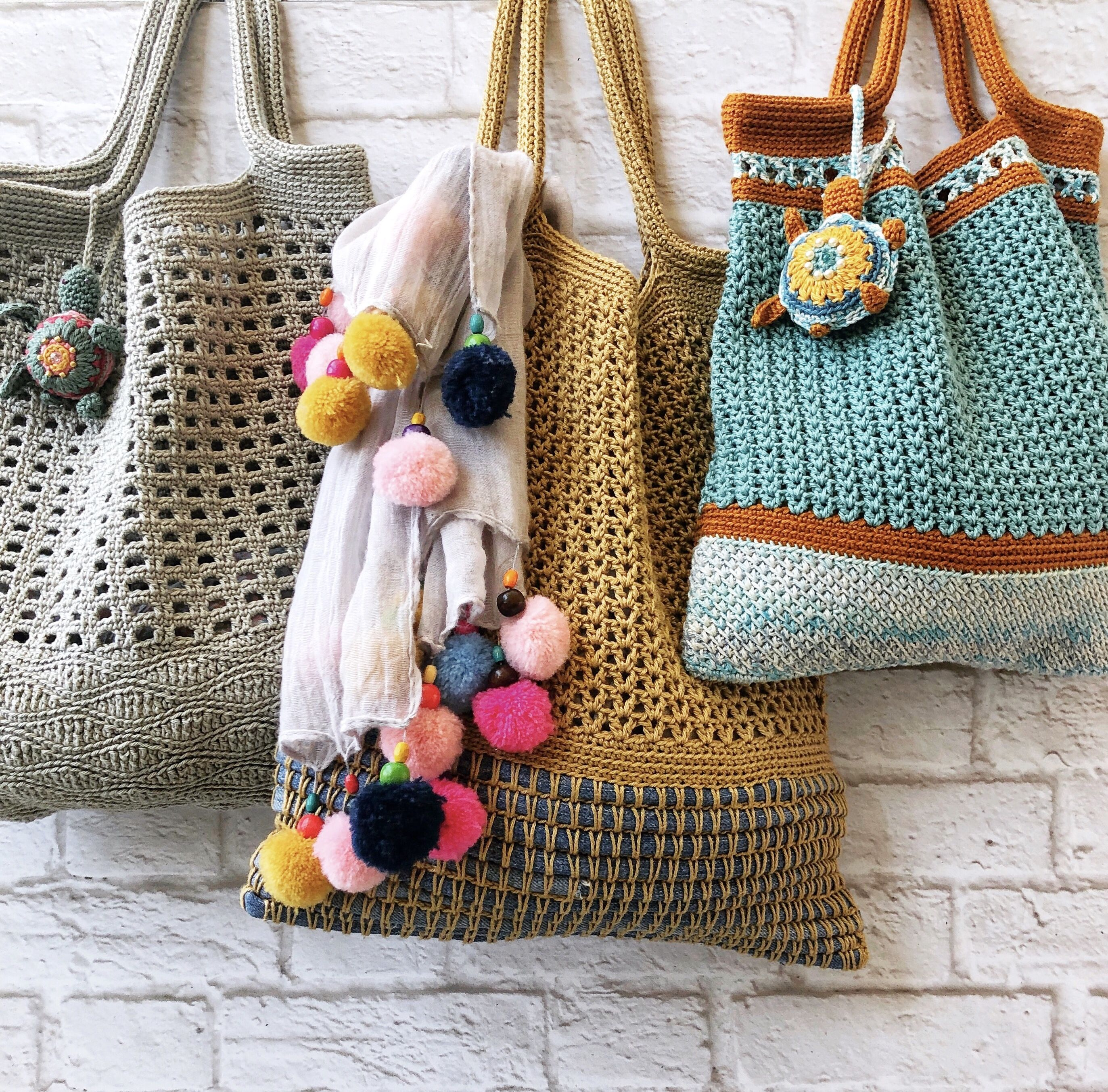 Photo of Crochet bags
