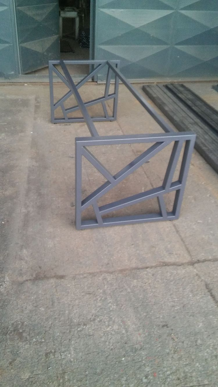 Pin by david on side tables in pinterest furniture steel
