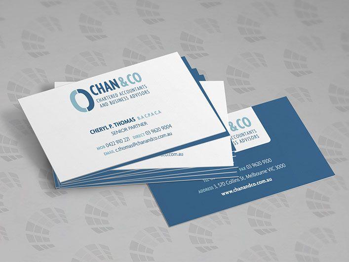 Hochwertige Business Card Printing Plus Hochwertige