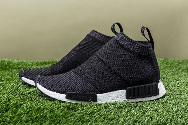sale retailer 31a9a cb6a9 Adidass Latest NMD City Sock Will Make You Look Like a Futur