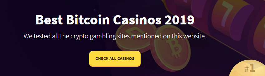 Best Bitcoin Casino Sites In 2019 Reviewed By Coingambler Io