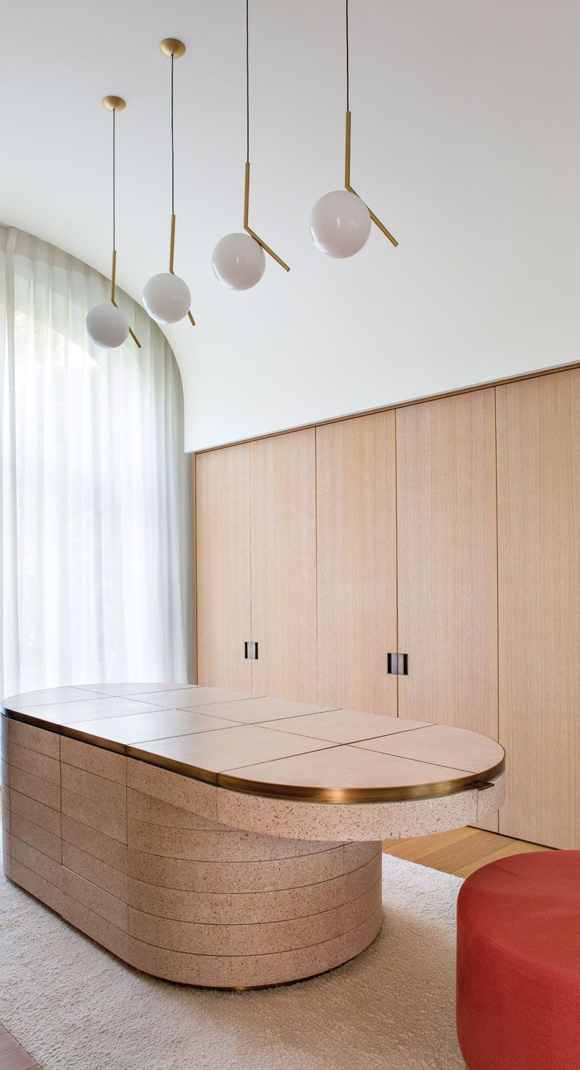 Pierre Yovanovitch Transforms A Brussels Townhouse For Major