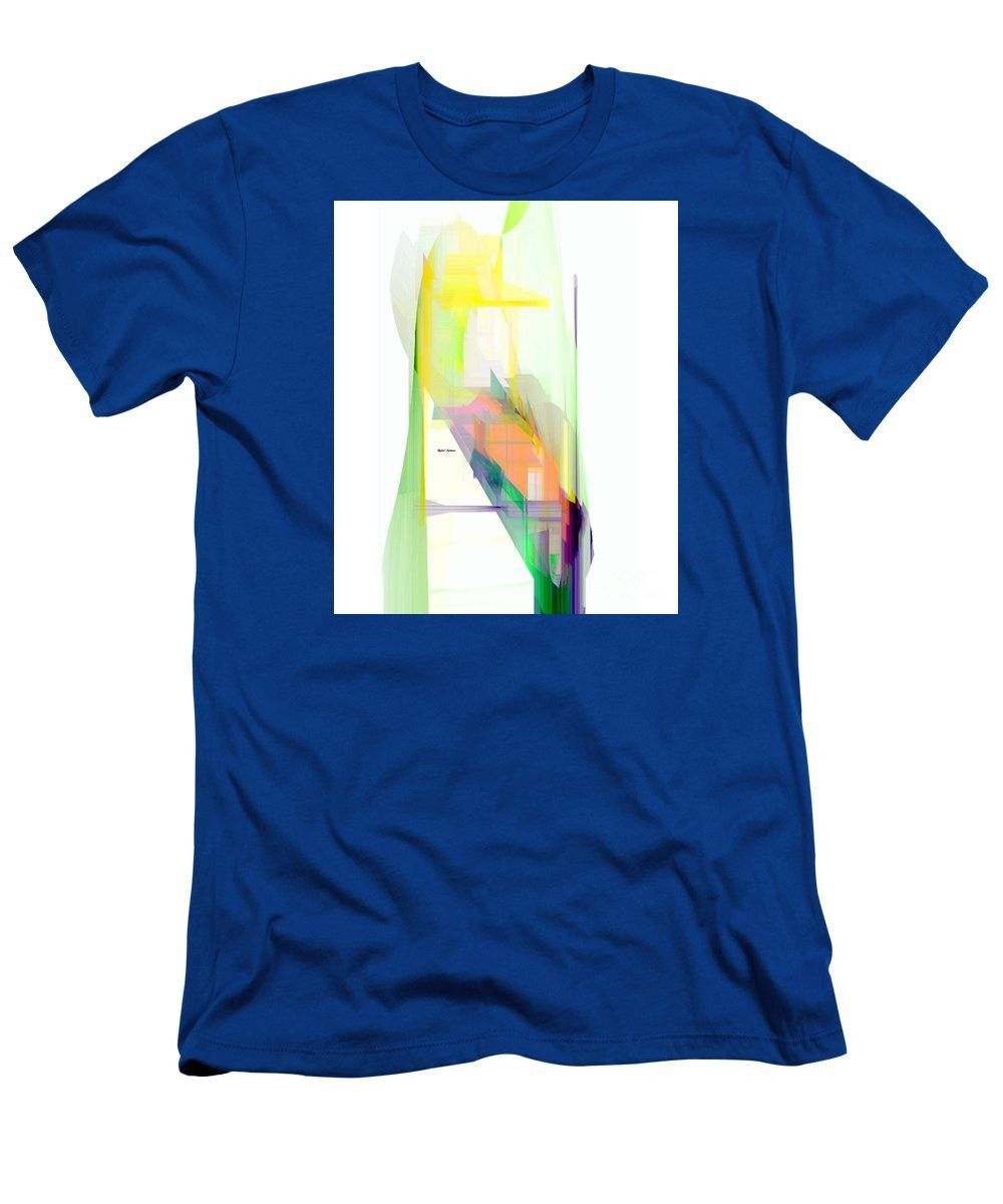 Men's T-Shirt (Slim Fit) - Abstract 9505-001