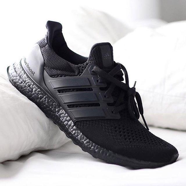 Black � The adidas Ultra Boost \