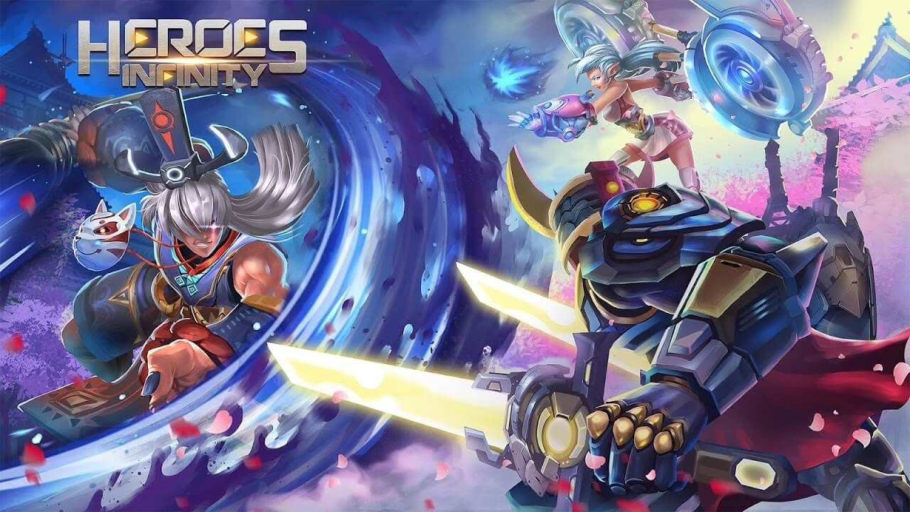 Heroes Infinity In 2020 With Images Dragon Games Hero World Hero