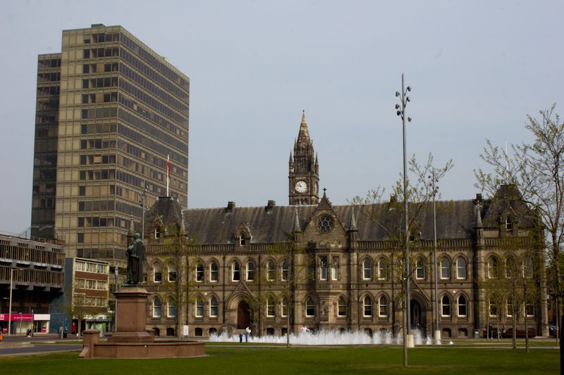 Middlesbrough Town Hall CNE 2011 via Wikipedia.org #Teesside #NorthEast
