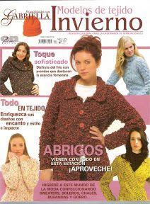 Gabriella Modelos de Tricot Invierno - Alejandra Tejedora - Picasa Web Albums
