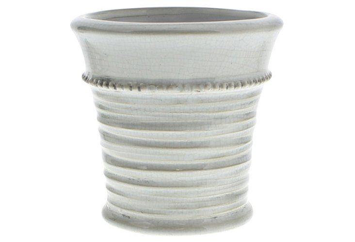 Provence Ceramic Cachepot Medium Ceramics Glassware Accent Decor