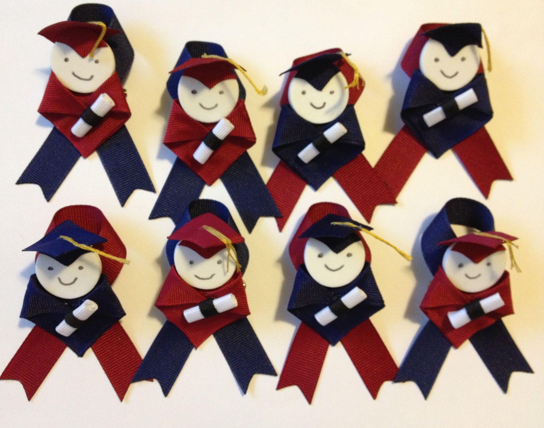 Graduation Pins by www.facebook.com/babybugwear | graduación ...