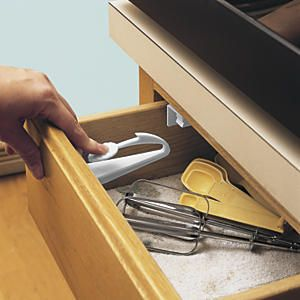 KidCo Childproof Adhesive Mount Cabinet/Drawer Lock: The ONLY ...