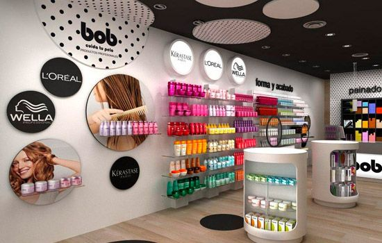 BOB retail concept, 2012. By NOMON DESIGN studio.