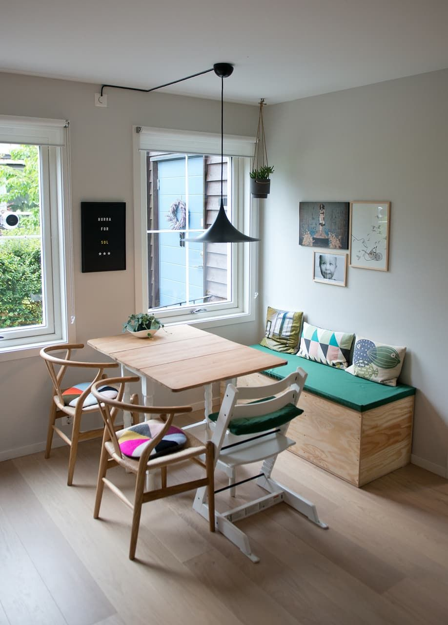 Küche Oslo Quelle House Tour A Clean Colorful Oslo Townhome Küche