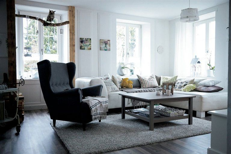 A Home Built For A Creative Family Live From IKEA FAMILY Extraordinary Family Living Room Creative