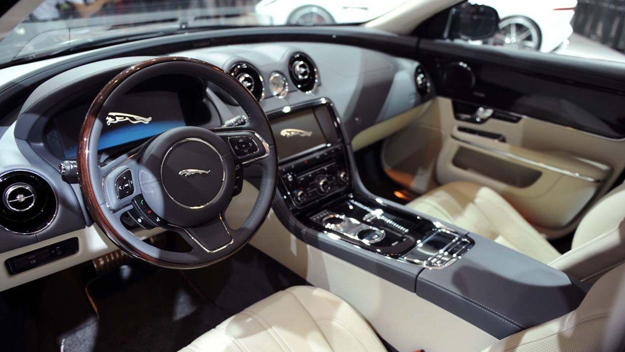 ultimate auto xj shows show xjl beijing jaguar car lg photos news