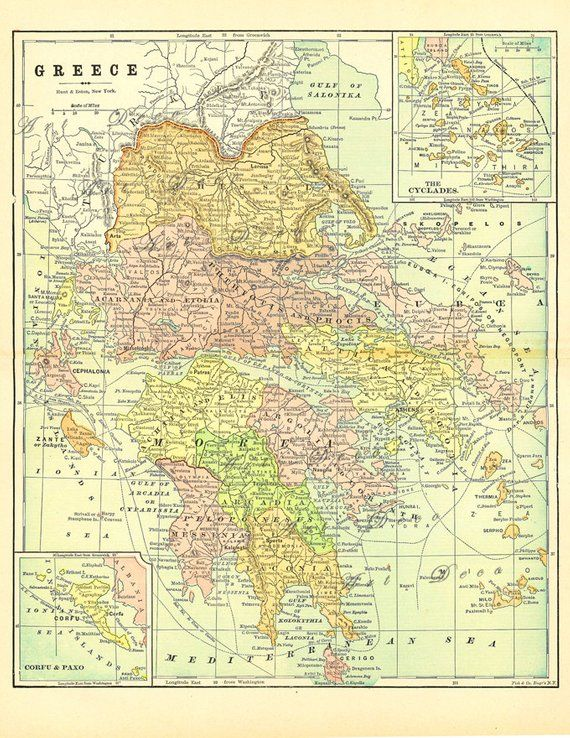 picture regarding Printable Map of Greece named map of Greece, a extensive and vibrant printable electronic
