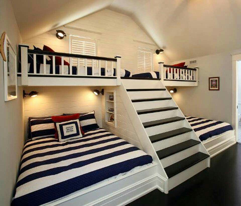 7 Fantastic Bunk Beds For Kids   Bedrooms, Room and House