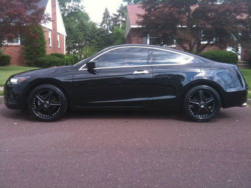 Plymouth Coupe Blacked Out Highly Sought After Fully Honda Accord Us 15 500 00