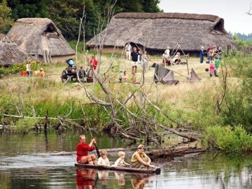 Sagnlandet Lejre: Sagnlandet Lejre