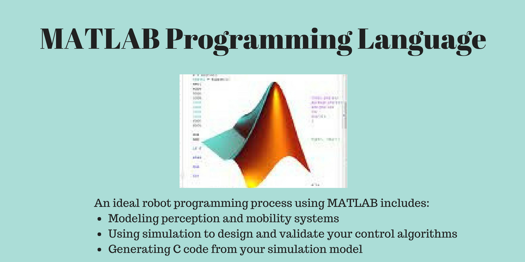 Matlab Code For Robot Control