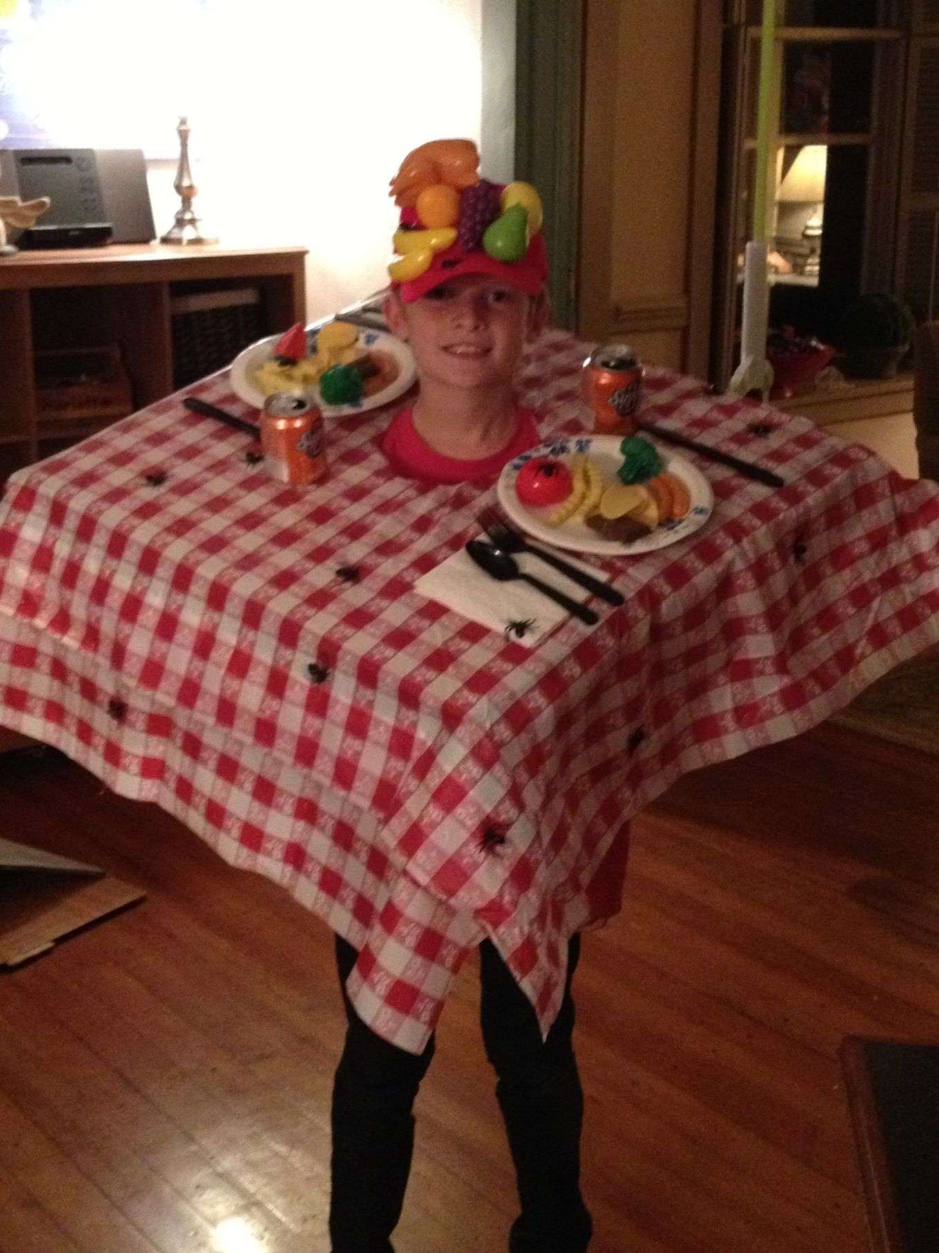 Picnic table costume! | Halloween | Pinterest | Picnic tables ...