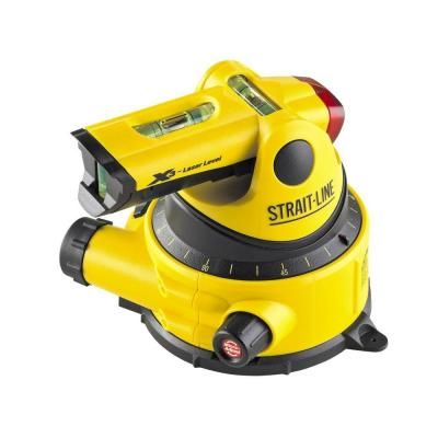 Strait Line Sx3 Electronic Tool Laser Level The Home Depot 29 97 Laser Levels Electronics Tools Laser