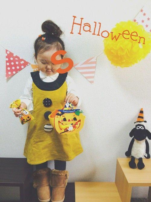 とりっくおあとりーと(•ө•)♡ ♡ happy Halloween ♡ いつも見て下さってありがと