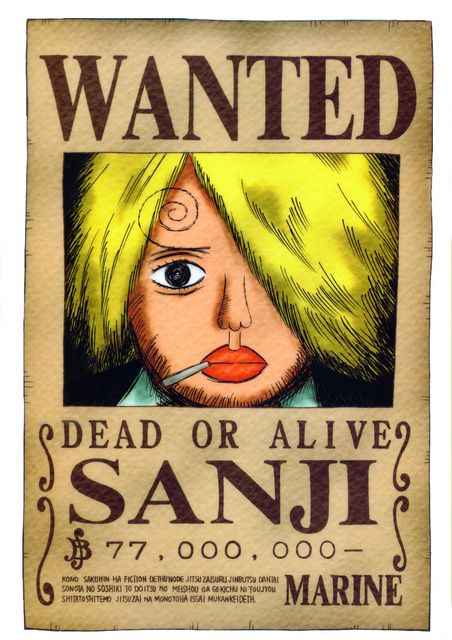 One Piece Wanted Posters One Piece Drawing One Piece Bounties One Piece Wallpaper Iphone
