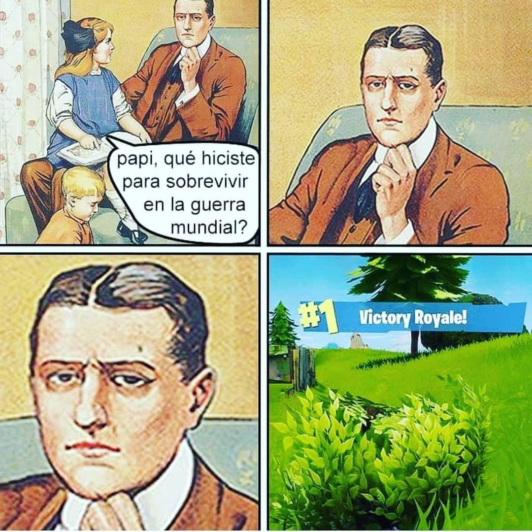 Resultado De Imagen Para Memes De Fortnite En Espanol Funny Gaming Memes Funny Memes Hilarious