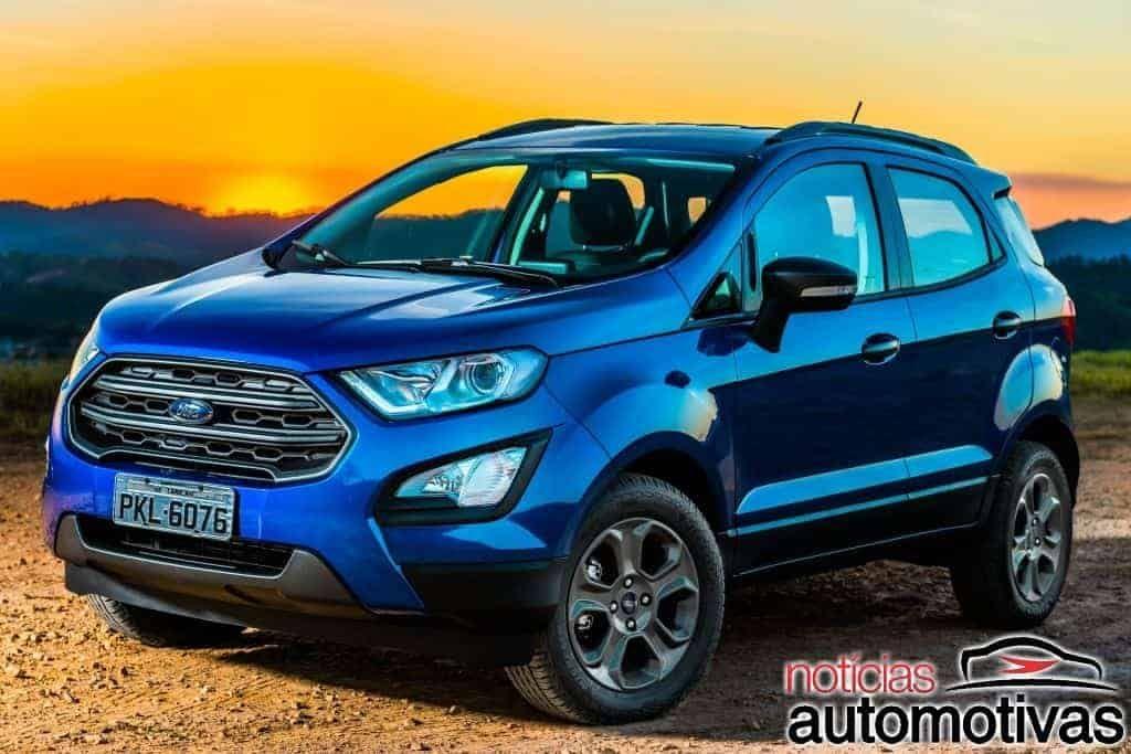 Ecosport Fusion E Ranger Oferecem Bonus De R 10 Mil No Usado Ford Ecosport Ford Carros