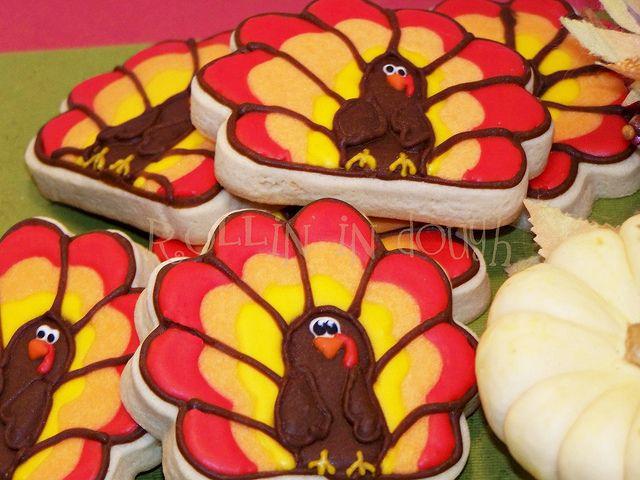 Flower Turkey