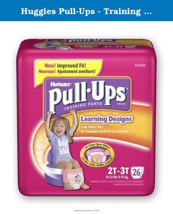 Huggies Pull Ups Training Pants Huggies Pullup Trnpnt 2t 3t G