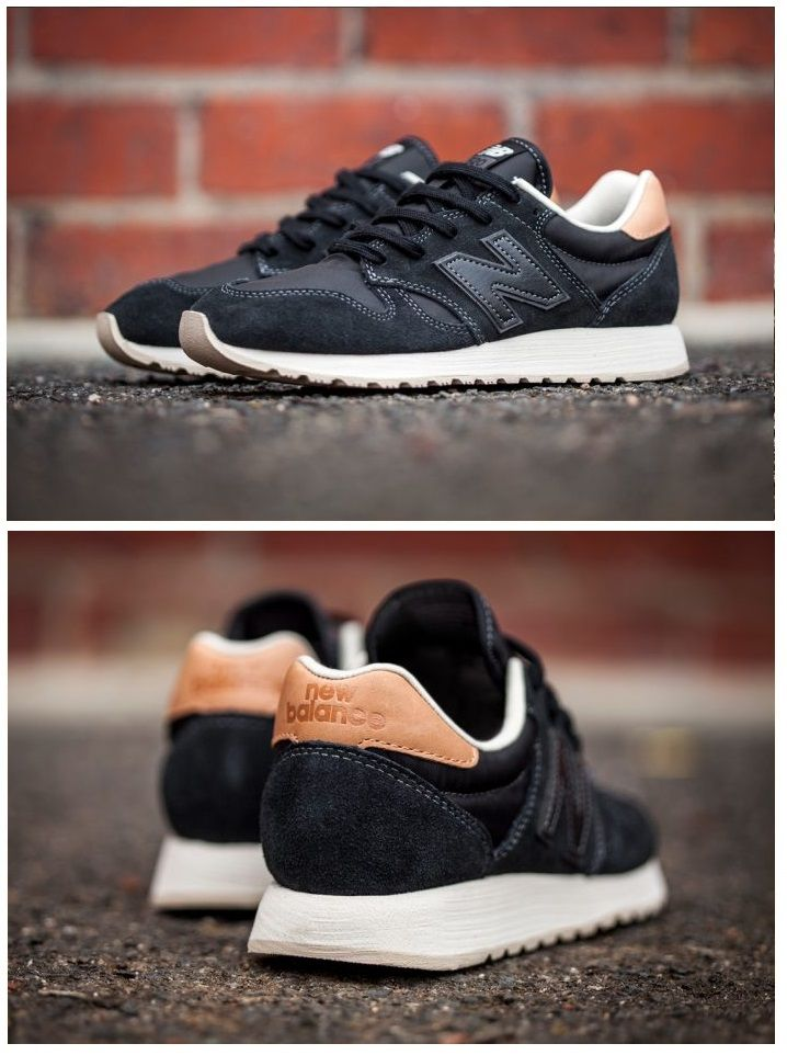 san francisco 747db 2a86d New Balance 520  Black