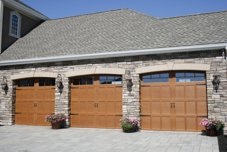 Beautiful Wayne Dalton 9700 Overhead Door Dutchess Overhead Doors, Inc. Oak  Stain Steel