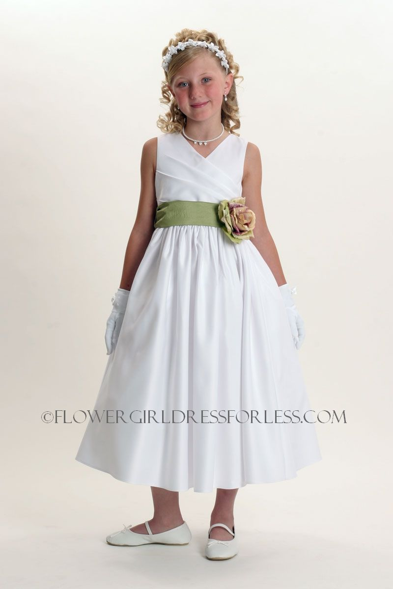 Flower Girl Dress Style 6001 Build Your Own Dress Choice Of 139