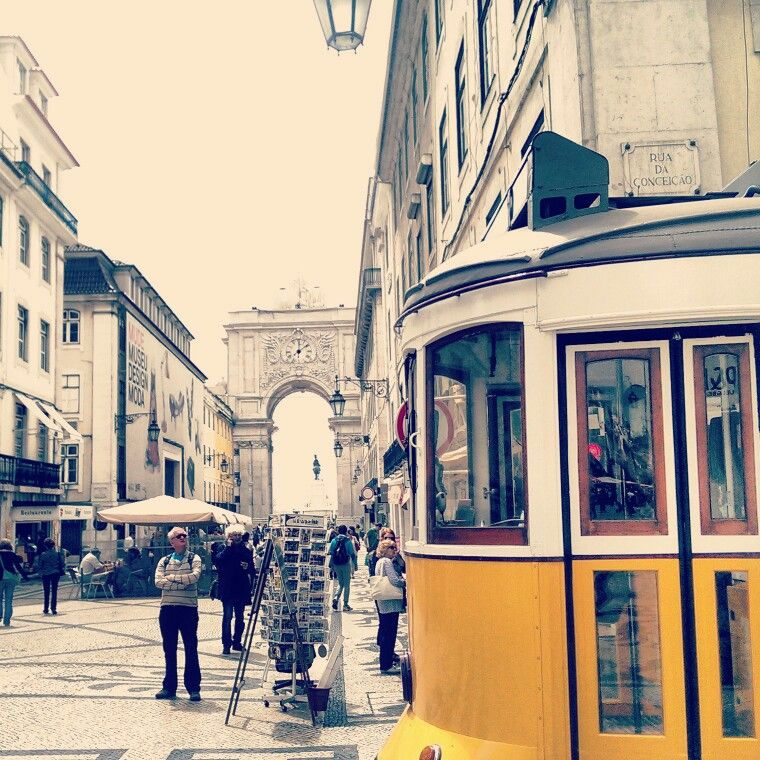 Lisboa, Rua Augusta (Portugal)