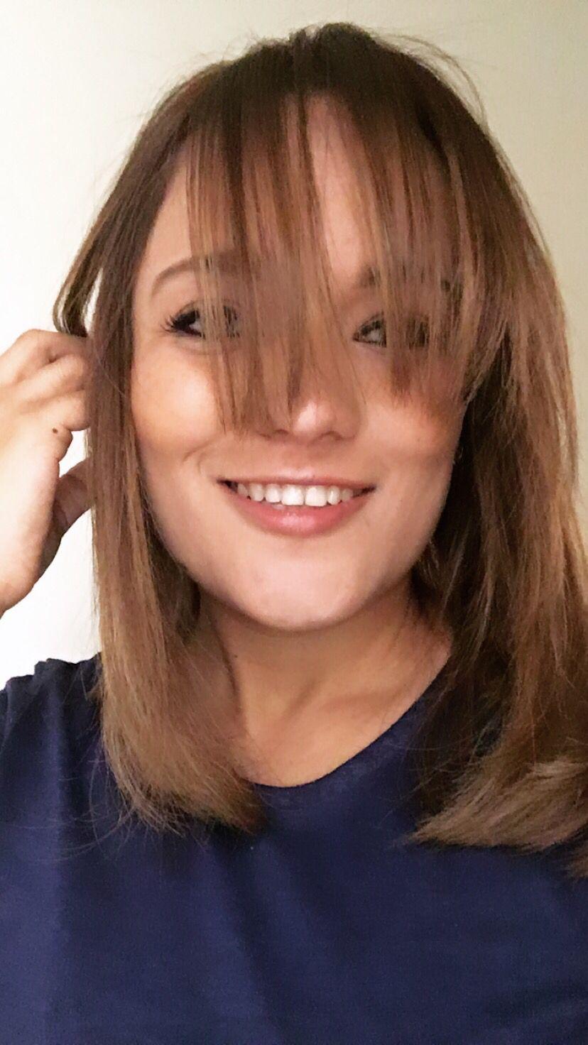 Imagen perfecta tutoriales de peinados Galeria De Cortes De Pelo Tendencias - Pin de Elisa Garcia en Mis peinados | Flequillo ...